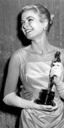 Grace Kelly at the 1954 Oscars