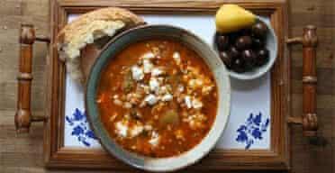 G2 weekly recipe: Fatsoulatha