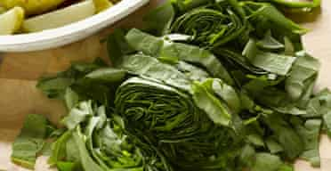 Sorrel: Hugh Fearnley-Whittingstalls recipes