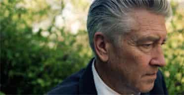 Film-maker David Lynch