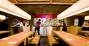 Cha-Cha-Moon restaurant