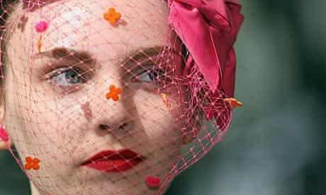 The Luella show at London fashion week