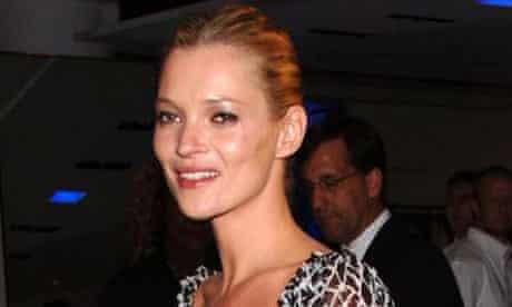Kate Moss wearing Topshop range from 2007