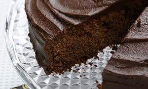 Chocolate fudge cake by Michael Caines