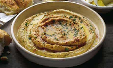 Hummus with ful