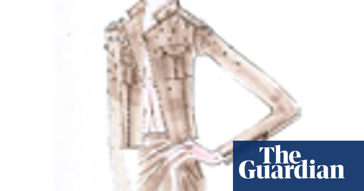 Lean Times And Hemlines Fashion The Guardian