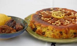 Alternative Christmas Cake.A Worthy Alternative To Christmas Cake Food The Guardian