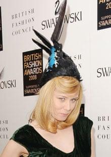 Roisin Murphy at the British Fashion Awards