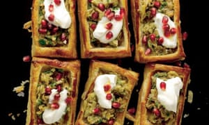 Vegetarian Christmas Nibbles Recipes Created By Chefs Yotam