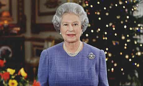 The Queen's Christmas broadcast in 1997