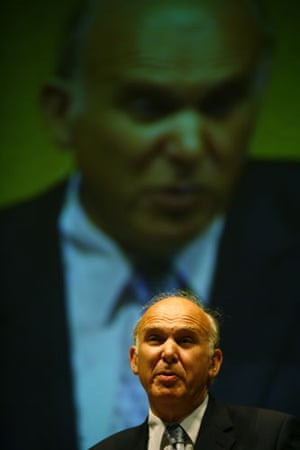 Gallery Celebrity Best of 2008: Vince Cable