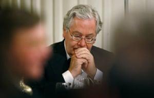 Gallery Celebrity Best of 2008: Mervyn King