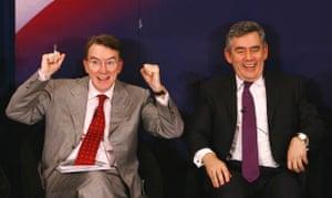 Gallery Celebrity Best of 2008: Peter Mandelson