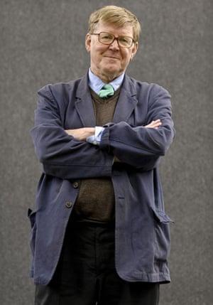 Gallery Celebrity Best of 2008: Alan Bennett