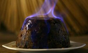 John Pimblett's Christmas pudding