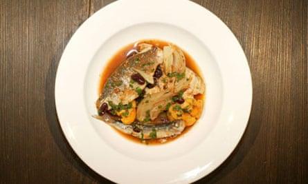 Allegra McEvedy's Sustainable fish stew