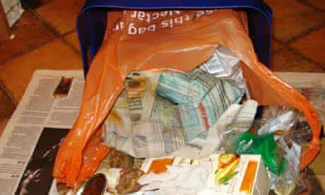 Tony Naylor's bin
