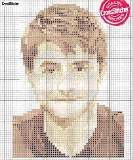 Harry Potter And The Cross Stitch Pattern Cross Stitch The Guardian