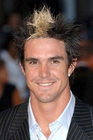 Gallery Bad hair: Kevin Pietersen