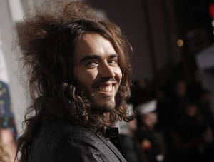 Gallery Bad hair: Russell Brand