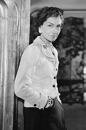 Gallery Pockets: Coco Chanel