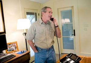 Gallery Pockets: George Bush