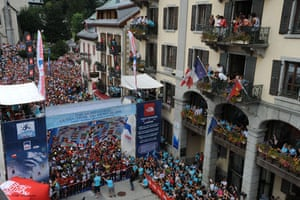 Race gallery: Thee Ultra-Trail du Mont Blanc