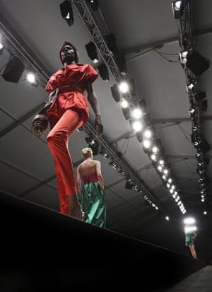 Lisbon fashion week: Nuno Baltazar