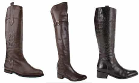Boots from Red or Dead, Moda In Pelle and DUO