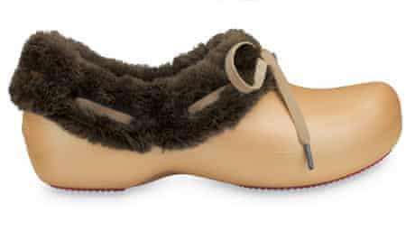Furry Crocs