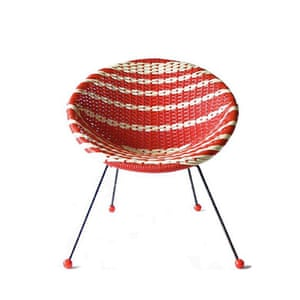 10 iconic chairs: Child's bucket chair