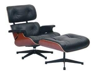 10 iconic chairs: Eames lounge chair