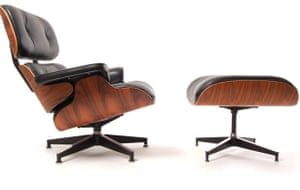 10 iconic chairs: Eames reproduction chair