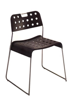 10 iconic chairs: Omstak chair