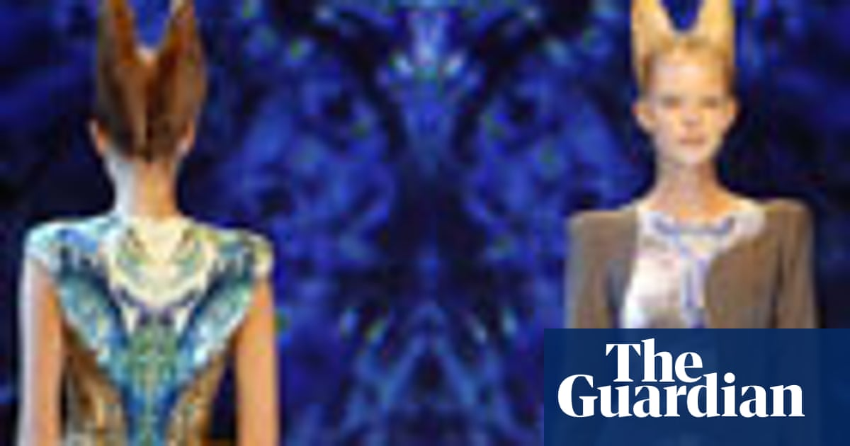 Alexander McQueen Dives Deep Into Fashion