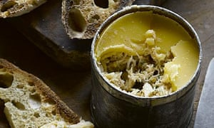 Hugh Fearnley-Whittingstalls's potted crab