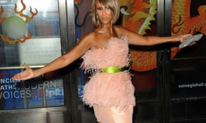 Iman at the 2009 Glamour Women of the Year Awards