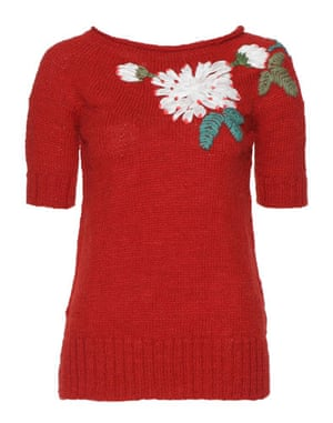 Ascension gallery: Embroidered jumper by People Tree