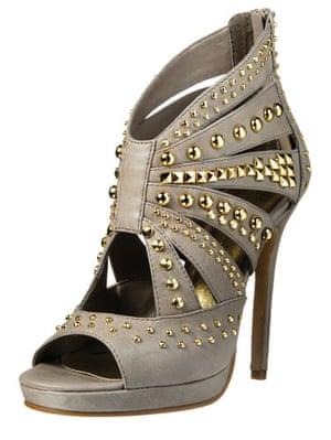 Shoes for under £100: Beige studded