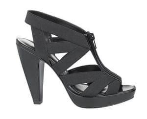 Shoes for under £50: Grey straps
