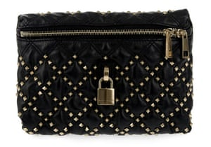 Bags to blow the budget: Black with lock