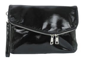 Bags for under £30: Black patent