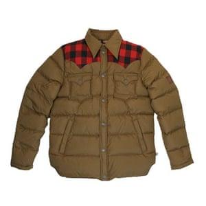 Xmas gifts mens fashion: Penfield Rockford down jacket