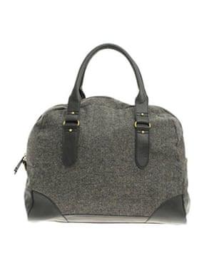 Xmas gifts mens fashion: Asos tweed holdall