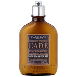Xmas gifts mens grooming: Cade Shower gel for body and hair