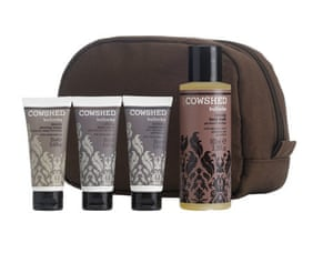 Xmas gifts mens grooming: Bullocks wash bag