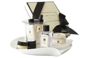 Christmas gifts: Beauty: Skincare starter set