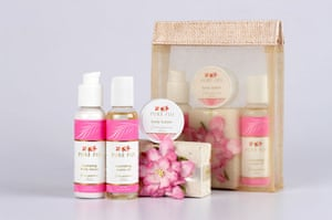 Xmas gifts beauty: Pure Fiji Eco discovery bag