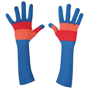 Xmas gifts MID fashion: Gabo gloves by John Smedley