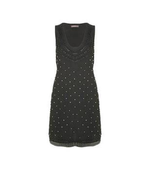 Xmas gifts MID fashion: Black tunic dress
